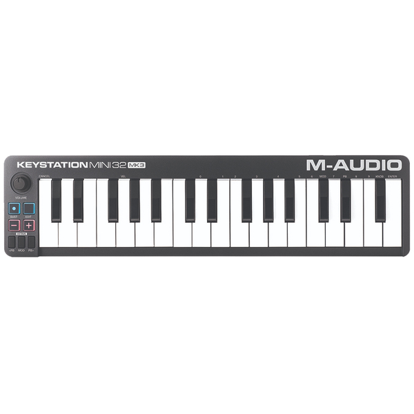 цена MIDI-клавиатура M-Audio Keystation Mini 32 MK3 онлайн в 2017 году