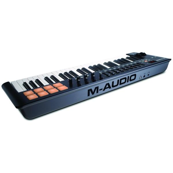MIDI-клавиатура M-Audio Oxygen 49 MK IV