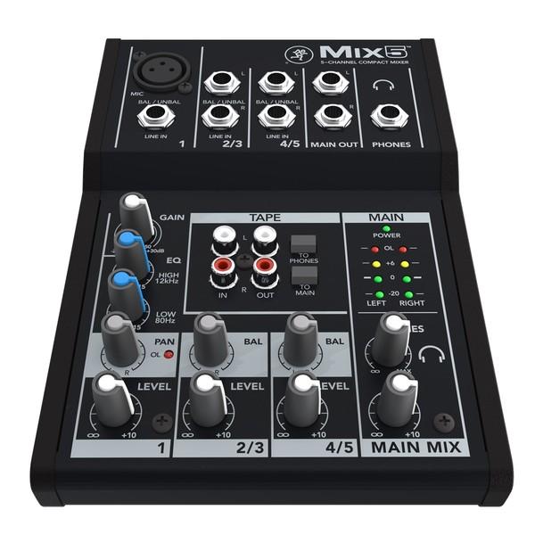 Аналоговый микшерный пульт Mackie Mix5 цена