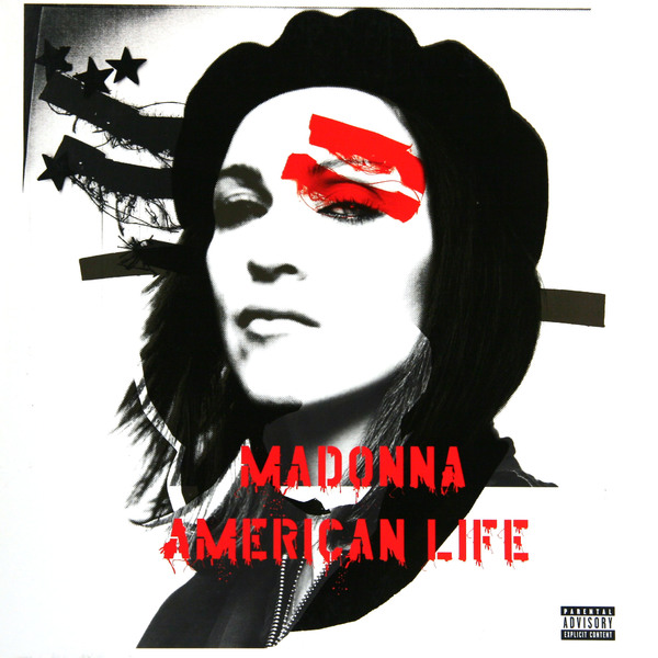 Madonna Madonna - American Life (2 LP) madonna madonna ray of light 2 lp