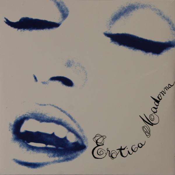 Madonna Madonna - Erotica (2 LP) madonna madonna ray of light 2 lp