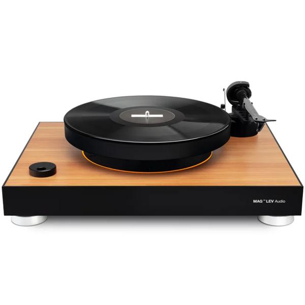 Виниловый проигрыватель MAG-LEV Audio ML1 Wood le mag 3 cd audio classe