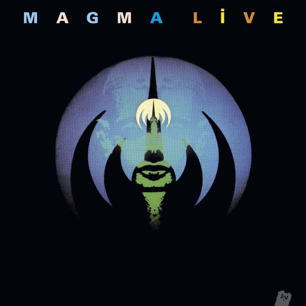 MAGMA MAGMA - Live (2 Lp, 180 Gr) универсальная сумка magma lp bag 60 profi black black