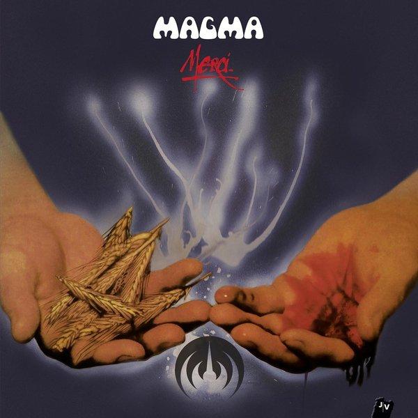лучшая цена MAGMA MAGMA - Merci (180 Gr)