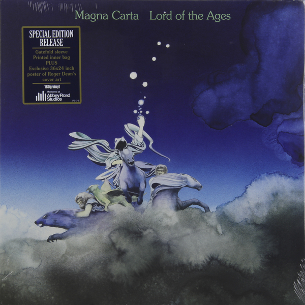 цена Magna Carta Magna Carta - Lord Of The Ages (180 Gr)