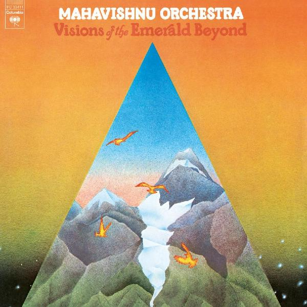 Mahavishnu Orchestra Mahavishnu Orchestra - Visions Of The Emerald Beyond novello orchestra bournemouth