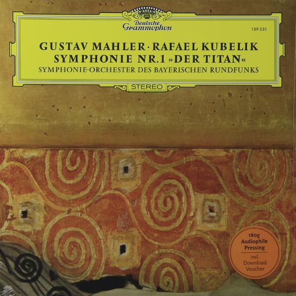 Mahler MahlerRafael Kubelik - : Symphony No. 1 (180 Gr)