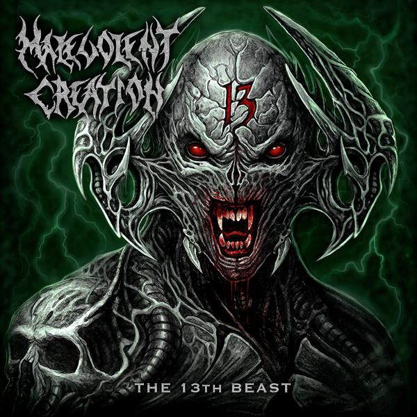 Malevolent Creation - The 13th Beast (180 Gr)