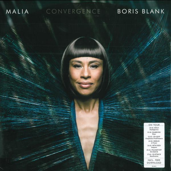 MALIA MALIA Boris Blank - Convergence convergence book one