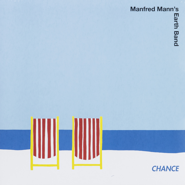 лучшая цена Manfred Mann's Earth Band Manfred Mann's Earth Band - Chance (180 Gr)
