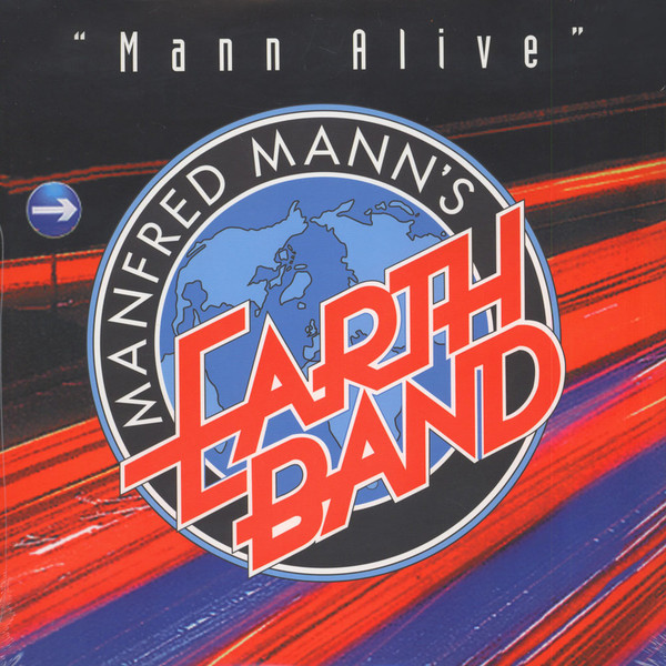 Manfred Manns Earth Band - Mann Alive (2 LP)