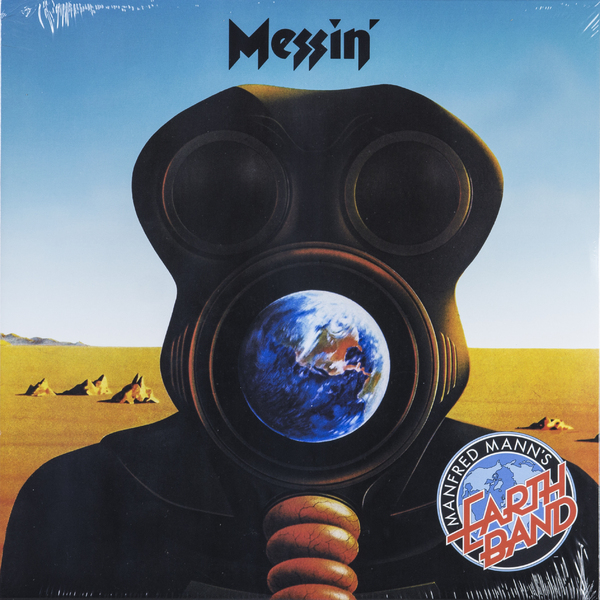 Manfred Mann's Earth Band Manfred Mann's Earth Band - Messin'
