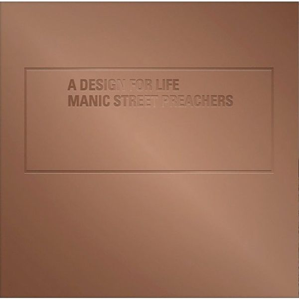 Manic Street Preachers - A Design For Life (180 Gr)