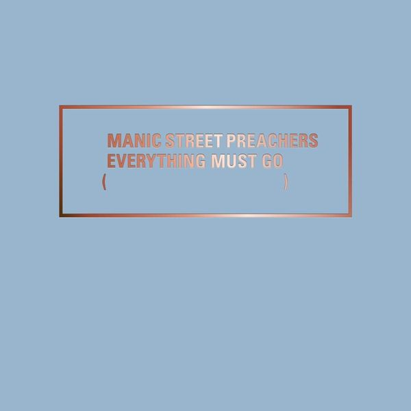 Manic Street Preachers - Everything Must Go (20th Anniversary) (lp+2 Cd+2 Dvd)