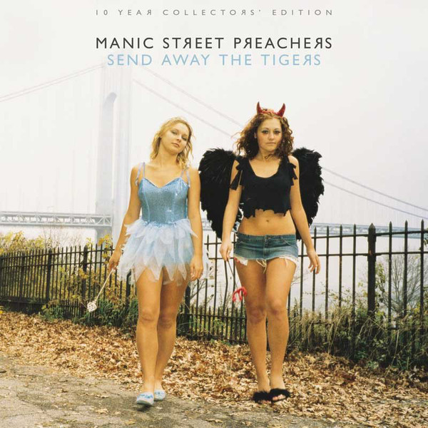 лучшая цена Manic Street Preachers Manic Street Preachers - Send Away The Tigers 10 Years Collectors' Edition (2 Lp, 180 Gr)