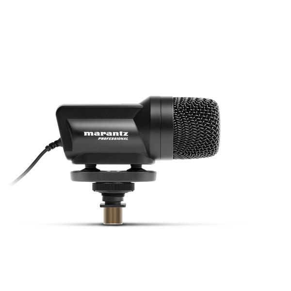 Микрофон для радио и видеосъёмок Marantz Audio Scope SB-C2