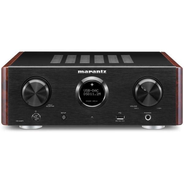цена на Стереоусилитель Marantz HD-AMP1 Black