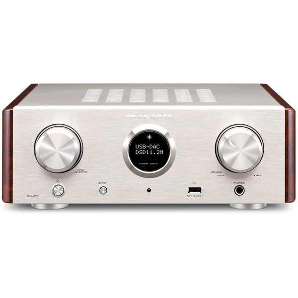 Стереоусилитель Marantz HD-AMP1 Silver/Gold цена