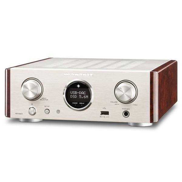 Внешний ЦАП Marantz HD-DAC1 Silver/Gold
