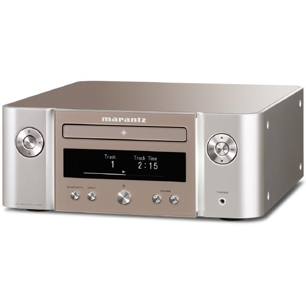 CD ресивер Marantz M-CR412 Melody Silver/Gold cd ресивер marantz m cr611 melody media black green