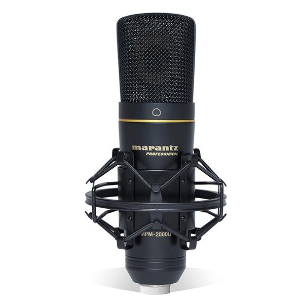 USB микрофон Marantz MPM-2000U
