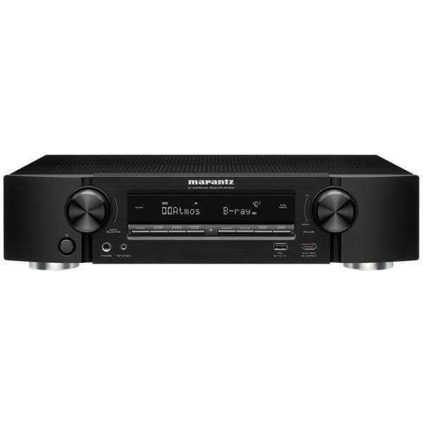 AV ресивер Marantz NR1609 Black cd ресивер marantz m cr611 melody media black green