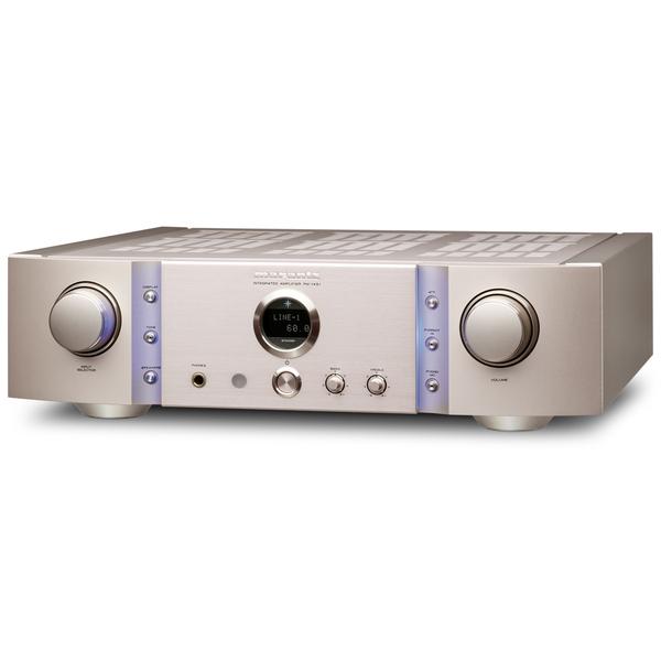 Стереоусилитель Marantz PM-14S1 Special Edition Silver/Gold meyer sound mm 4xpd