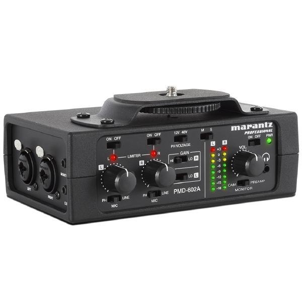 Микрофонный предусилитель Marantz PMD-602A