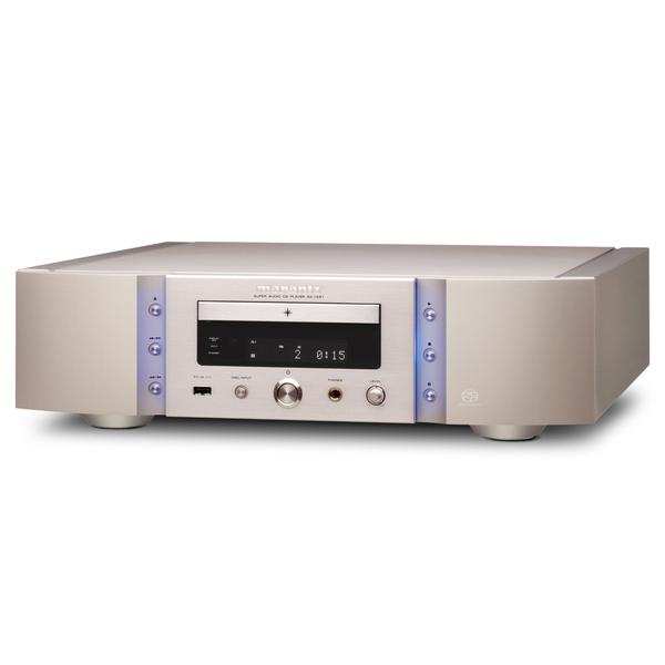 CD проигрыватель Marantz SA-14S1 Special Edition Silver/Gold