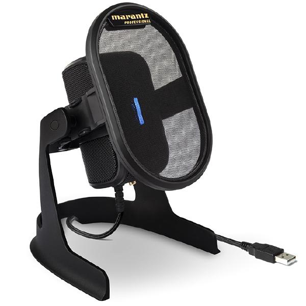 USB микрофон Marantz Umpire