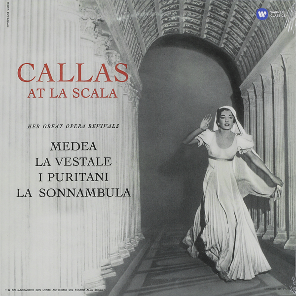 Maria Callas - At La Scala (180 Gr)