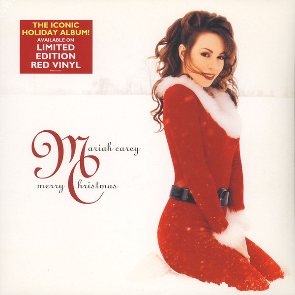 Mariah Carey - Merry Christmas (deluxe Anniversary Edition)