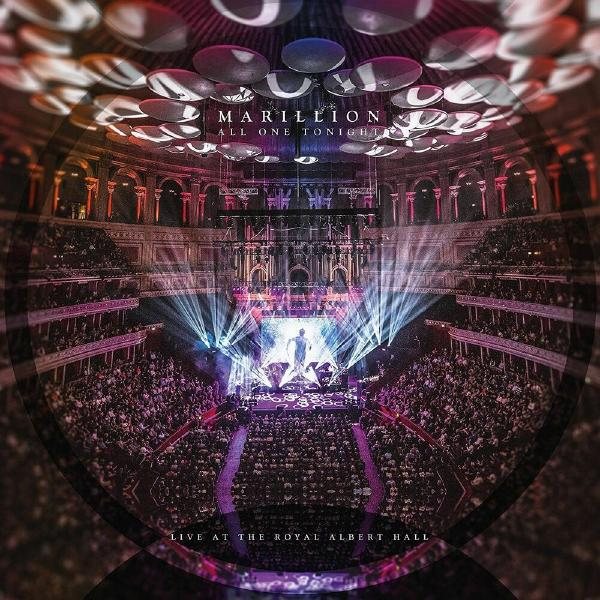 Marillion Marillion - All One Tonight - Live At The Royal Albert Hall (4 LP) marillion marillion marillion best live 4 lp