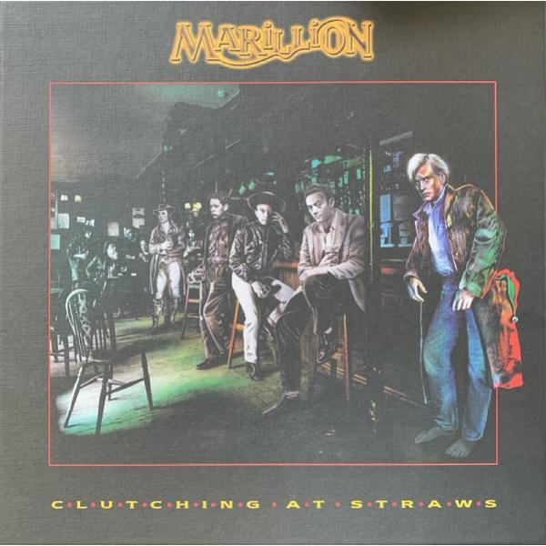 Marillion Marillion - Clutching At Straws (2 LP) цена и фото