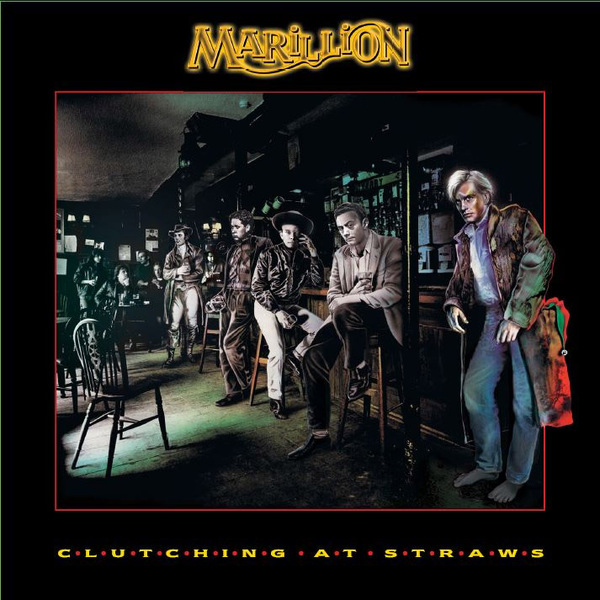 Marillion - Clutching At Straws (5 Lp, 180 Gr)