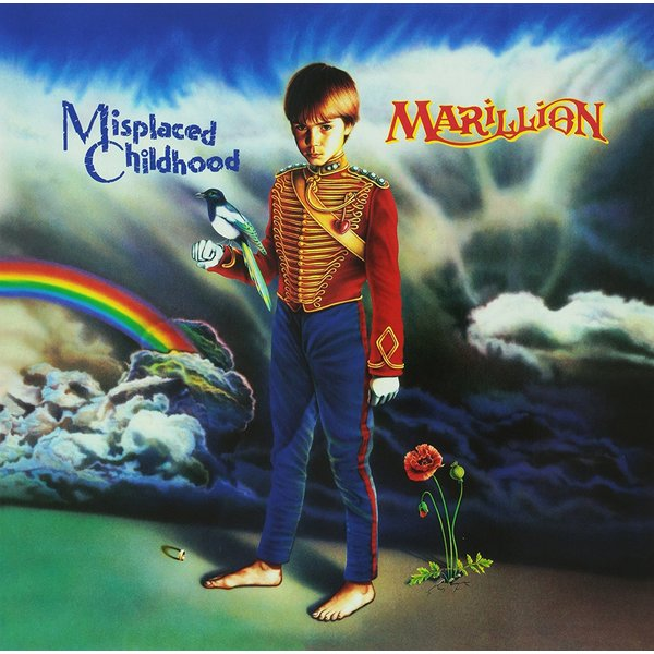 Marillion Marillion - Misplaced Childhood (180 Gr) цена и фото