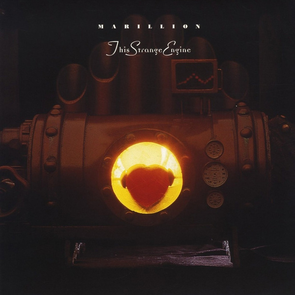 Marillion Marillion - This Strange Engine (2 LP) marillion marillion marillion best live 4 lp