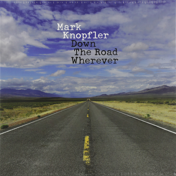 цена на Mark Knopfler Mark Knopfler - Down The Road Wherever (3 Lp+cd)