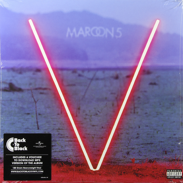 Maroon 5 Maroon 5 - V maroon 5 maroon 5 v blu ray audio