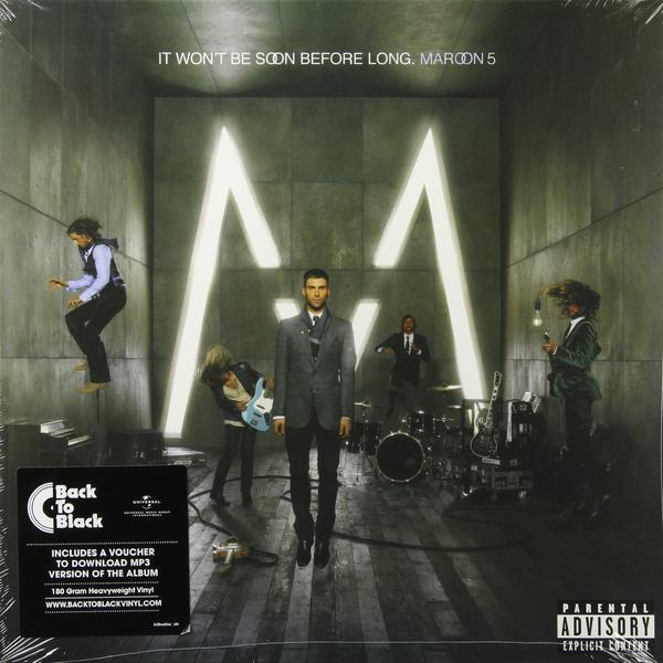 Maroon 5 Maroon 5 - It Won't Be Soon Before Long maroon 5 maroon 5 v blu ray audio