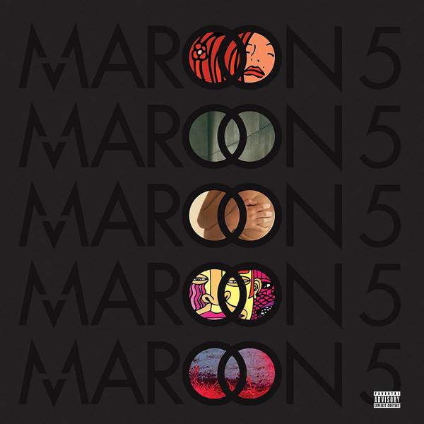 Maroon 5 - Studio Albums (5 LP)