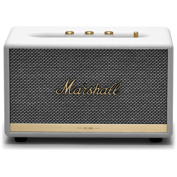 Беспроводная Hi-Fi акустика Marshall Acton II White недорого