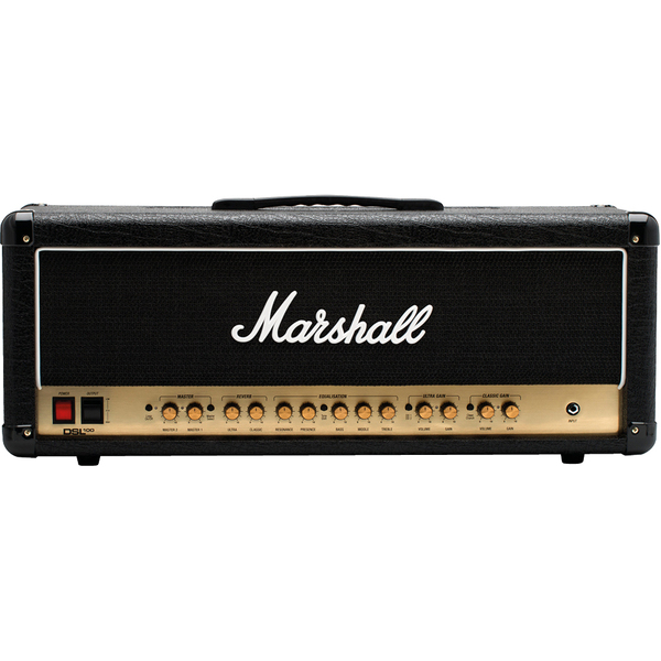 Гитарный усилитель Marshall DSL100 HEAD все цены