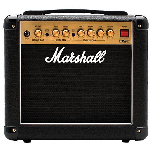 Гитарный комбоусилитель Marshall DSL1 COMBO цена