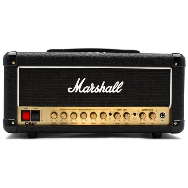 Гитарный усилитель Marshall DSL20 HEAD все цены