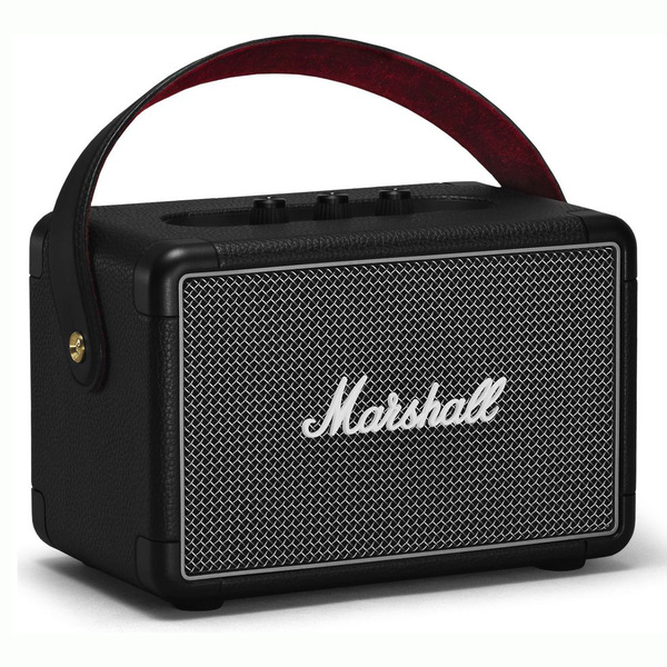 цена Портативная колонка Marshall Kilburn II Black онлайн в 2017 году