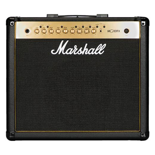 лучшая цена Гитарный комбоусилитель Marshall MG101GFX