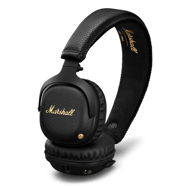 Беспроводные наушники Marshall Mid A.N.C. Bluetooth Black беспроводные наушники marshall minor ii black bluetooth