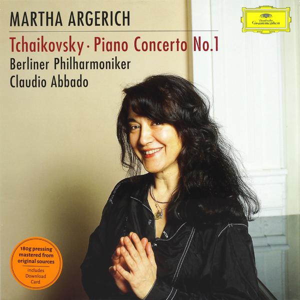 Tchaikovsky TchaikovskyMartha Argerich - : Piano Concerto No.1