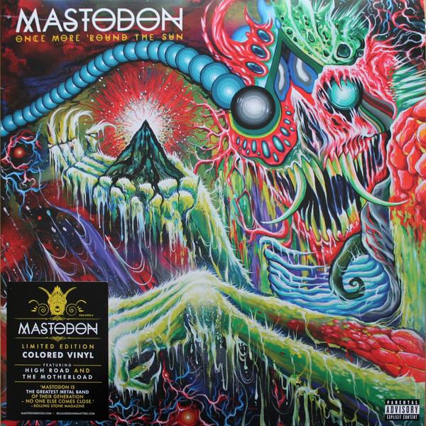 Mastodon - Once More Around The Sun (2 Lp, Colour)